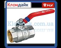 HLV Optima кран шаровый PN 40 3/4 ГГ ручка