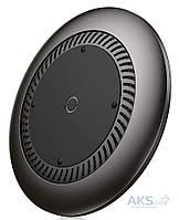 Беспроводное (индукционное) зарядное устройство  Baseus Whirlwind Desktop Black (CCALL-XU01), фото 1