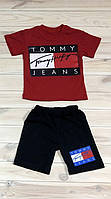 Tommy красный