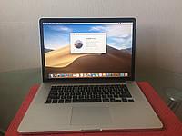 MacBook Pro Retina А1398 Mid 2014 16Gb SSD 256 14 циклов (как новый), фото 1