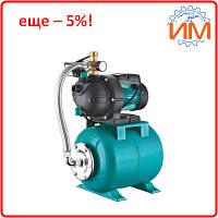 Станция водоснабжения Leo 1,1 кВт 46 м 3 м3/час бак 24 л центробежный самовсасывающий насос (775304/24) Aquatica