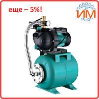 Станция водоснабжения Leo 1.3 кВт 48 м 5 м3/час бак 24 л центробежный самовсасывающий насос (776205) Aquatica