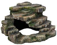 Декор грот со ступеньками Trixie 16*12*15 см