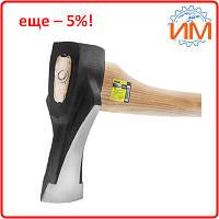 Топор колун 2000г деревянная ручка 700мм (ясень) Sigma (4322361)
