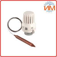 Термостатическая головка Valtec, 20–60 °С, 2 м (VT.3011.0.0) с выносным погружным датчиком