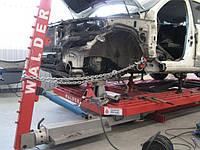 Що перевіряти при прийомі авто після кузовного ремонту ( рихтування і фарбування)?