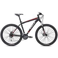 """Горный велосипед Fuji Nevada 27, 5 1.4 черный/красный 21"""" (GT)"""
