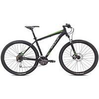 """Горный велосипед Fuji Nevada 29 1.4 черный/зеленый 17"""" (GT)"""