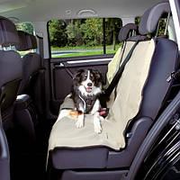 Коврик защитный в авто Trixie, полиэстер, бежевый, 1,40х1,20м