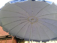 Зонт пляжный 3,5 круглый