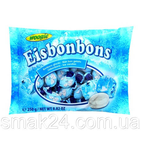 Леденцы (конфеты) Ледяные Eis Woogie  250г Австрия