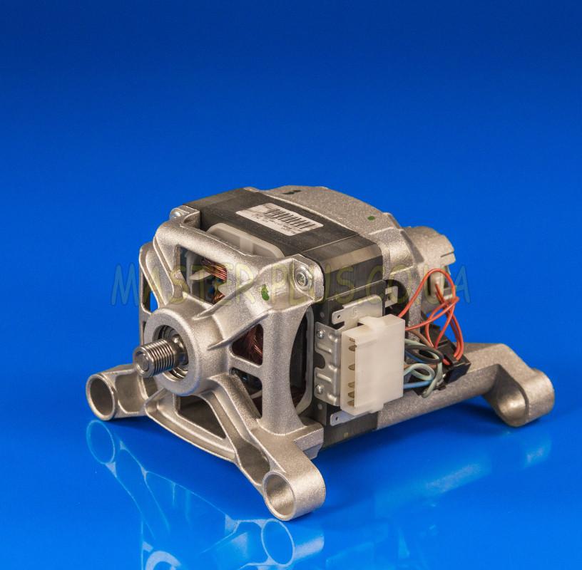 Мотор Indesit Ariston C00074209 (короткий вал)
