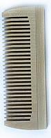 Гребешок для волос деревянный, (121мм)