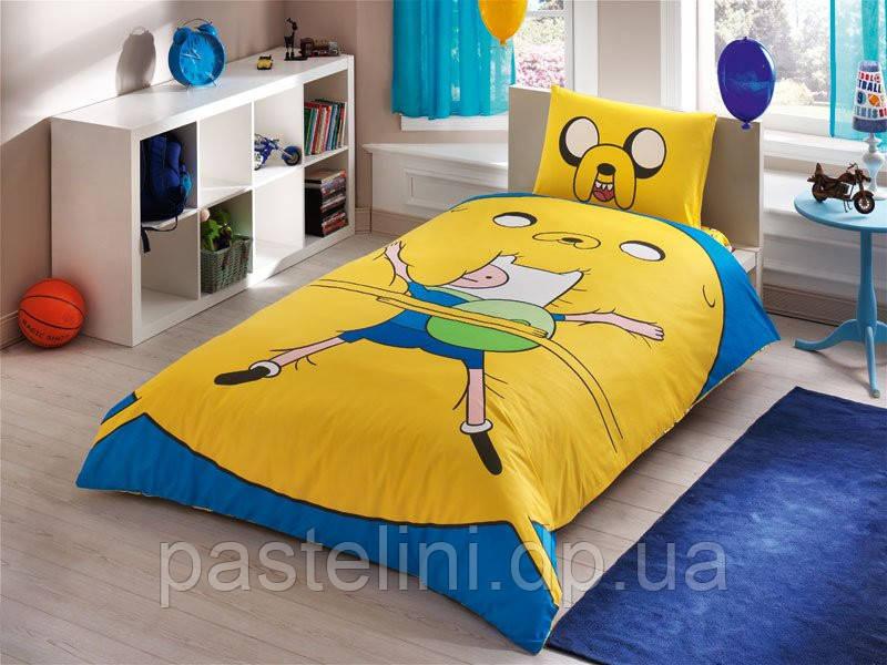 Детское постельное бельё ТАС Adventure Time(Эдвенчес Тайм)