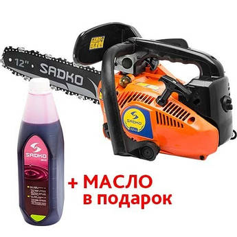 Бензопила Sadko GCS-254