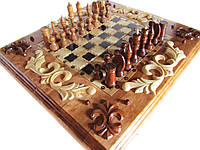 Купить шахматы и нарды ручной работы