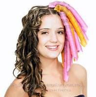 Бигуди спиральные Magic Leverage (силиконовые бигуди для волос), фото 1