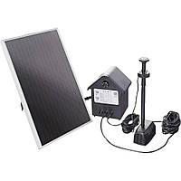 Фонтанный комплект Pontec PondoSolar 250 PLUS на солнечной панели