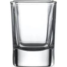 Рюмка, стопка стеклянная 55 мл для водки, шотов UniGlass Viva