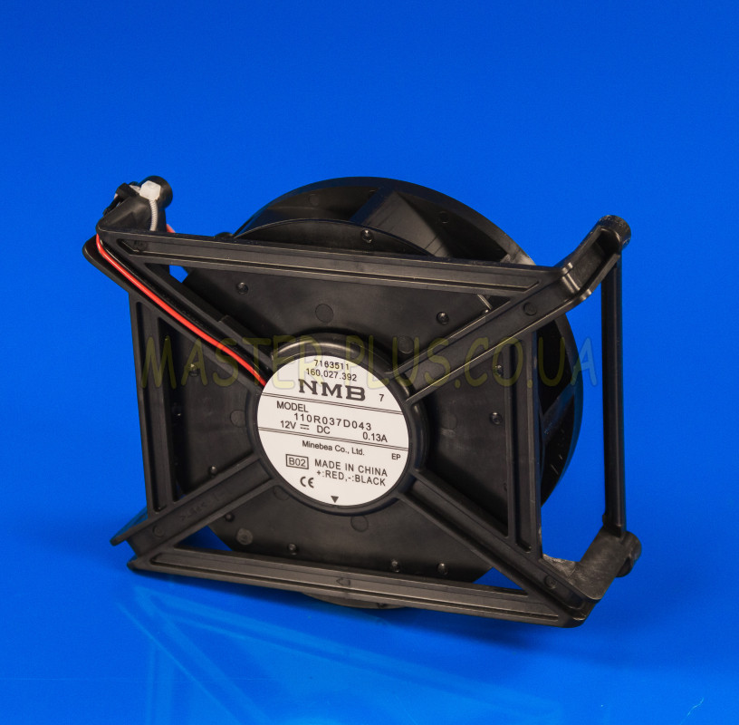 Мотор вентилятора обдува Indesit C00293764 для морозильной камеры