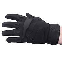 Тактические перчатки Blackhawk Hellstorm черные