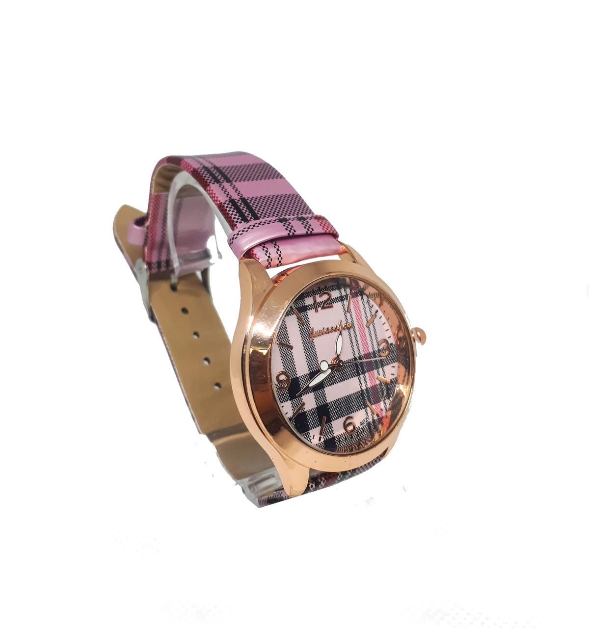 Часы кварцевые женские Guxiaoshou Сиреневый