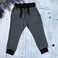d6995bb6 Спортивные штаны для мальчика Breeze темно-серые 1-2. Размер с 92-