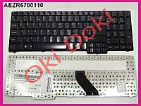 Клавиатура Acer Aspire 5335 5735 6530G 6930G 7720 7000 7730 8920G 8930G 9400 черная type 3 вертикальный энтер русские буквы серые