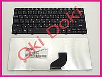 Клавиатура Acer Aspire One 521 522 532 533 D255 D257 D260 D270 Happy NAV50 PAV80 AO532H черная Type 1