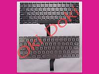 """Клавиатура Apple MacBook Air A1370 A1465 11"""" 2011-2012гг US Ru горизонтальный Enter"""