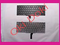 """Клавиатура Apple MacBook Air A1370 A1465 11"""" 2011-2012гг. US горизонтальный Enter"""
