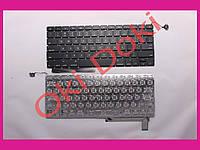 """Клавиатура APPLE MacBook Pro A1286 MB985 MB986 MC721 MC723 2009 2010 2011 2012 15.4"""" US black горизонтальный Enter type 2"""