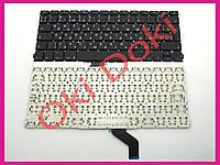 """Клавиатура Apple MacBook Pro Retina A1425 13"""" 2013г. UK RU вертикальный Enter"""