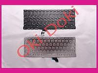 """Клавиатура Apple MacBook Pro Retina A1502 13"""" 2013-2015гг. UK RU горизонтальный Enter клавиши под подсветку русские и английские"""