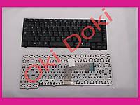 Клавиатура ASUS A3A/E/H/F/V A4 A4000 A7 F5 G2 M9 R20 X50 Z8 Z8000 rus black шлейф вправо Asus A3A A3E A3H A3L A3G A3V t