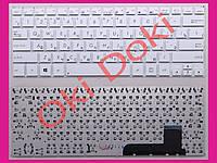 Клавиатура ASUS S200 X201 X202 series rus white без фрейма,type 3