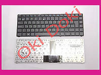 Клавиатура Asus UL20 U20 U24 EEE PC 1201 черная рамка вертикальный энтер
