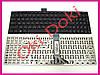 Клавиатура ASUS X502 X551 X553 X555 S500 S550 TP550 V500 rus black без фрейма без крепления type 2