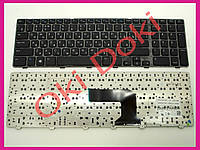 Клавиатура Dell Inspiron 3721 5721 5737 3737 3531 черная