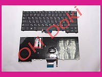 Клавиатура DELL Latitude 7000 E7240 E7440 rus black с трекпоинтом