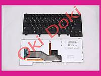 Клавиатура Dell Latitude E6320 E6420 E5420 E6430 e6230 черная type 4 с подсветкой