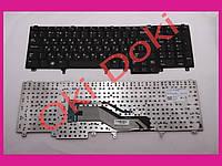 Клавиатура DELL Latitude E6520 E6530 E6540 E5520 E5520M E5530 Precision M4600 M6600 rus black вертикальный энтер с трекпоинтом