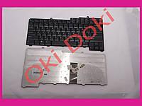 Клавиатура Dell Vostro 1000 Inspiron 6400 9400 1501 131l 640m D245 630M черная type 2 русские буквы серые