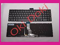 Клавиатура HP 15-ak 15-bw 15-ab 15-ab000 15-ab100 15-ab200 15z-ab100 15-ae 15-aq 15-au 15-bc 17-ab черная без рамки с подсветкой type 4