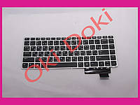 Клавиатура HP EliteBook Folio 9470M 9480M series rus black
