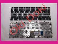 Клавиатура HP Envy 4-1000 4t-1000 6-1000 6t-1000 rus black Sleekbook 6-1000 с серой рамкой