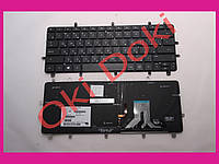 Клавиатура HP Envy SpectreXT 13-2000 13-2100 13-2200 13-2300 series rus black без фрейма with backlith RU and ENG