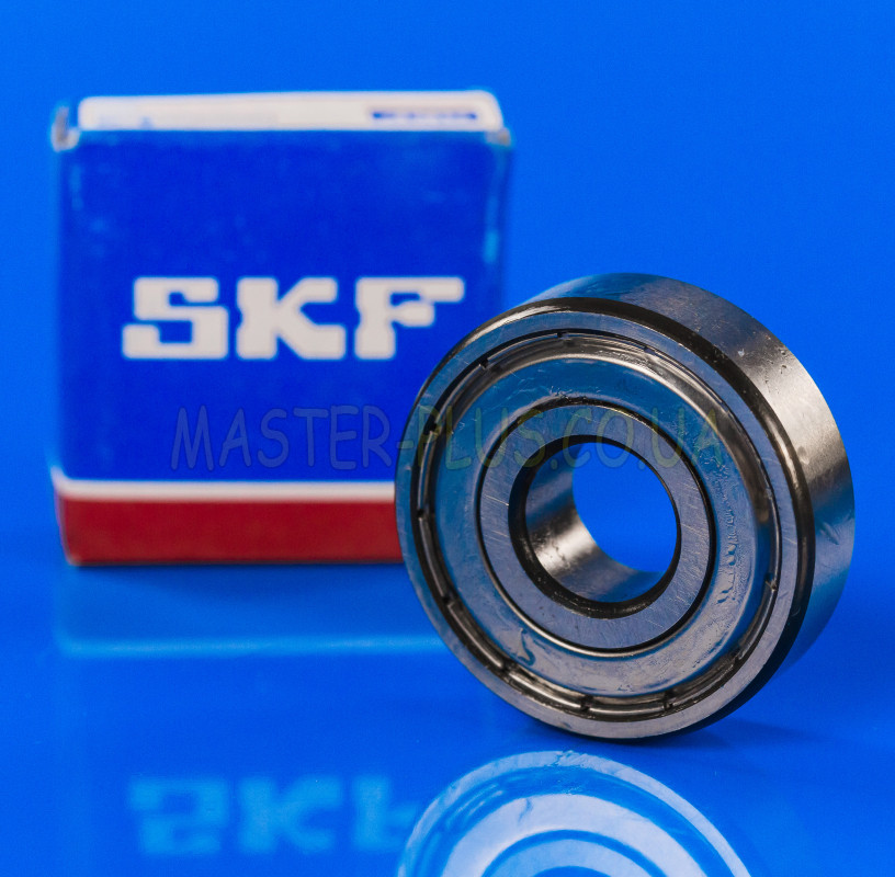 Подшипник SKF 302 zz (фирменная упаковка)