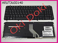 Клавиатура HP Pavilion dv6-1000 dv6-2000 черная var1