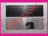Клавиатура HP Pavilion dv7-4000 c рамкой RU black вертикальный Enter type 4